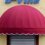 dome-awning