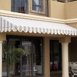 wedge-awning